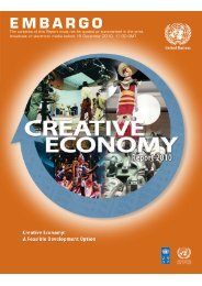 2.2 The creative economy - GOC