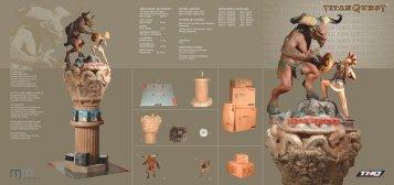 Titan Quest - mucklefiguren