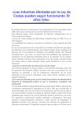 Hemos pasado de ser propietarios a 'okupas' - Plataforma Nacional ... - Page 5