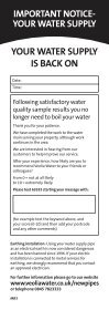 Important information - Affinity Water - Page 2