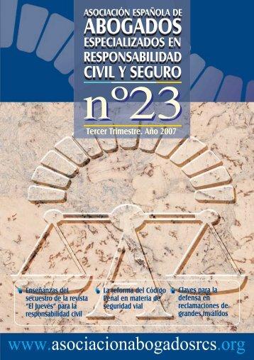 Revista nº 23, 3º trimestre año 2007 (PDF 3.63 Mb) - Asociación ...