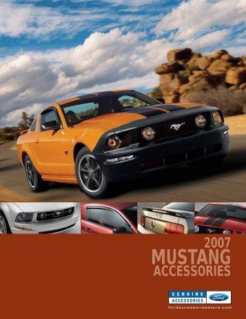Mustang Heaven