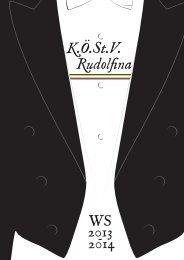 Download Semesterprogramm WS2013/14 - K.Ö.St.V. Rudolfina