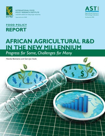 AFRICAN AGRICULTURAL R&D IN THE NEW ... - ASTI - cgiar