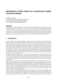 Identification of NOE models for a continuously variable semi-active ...