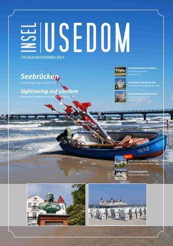 Arrangements/Flugreisen 2014 - Promenadenhotel Admiral
