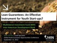 making cents final Nobu Otsuka.pdf - Youth Economic Opportunities