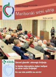 SRCE 2011.pdf - Univerza v Mariboru