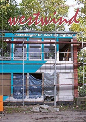 November 2012 Stadtteilmagazin für Osdorf und ... - Westwind
