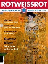 Gustav Klimt - Auslandsösterreicher-Weltbund
