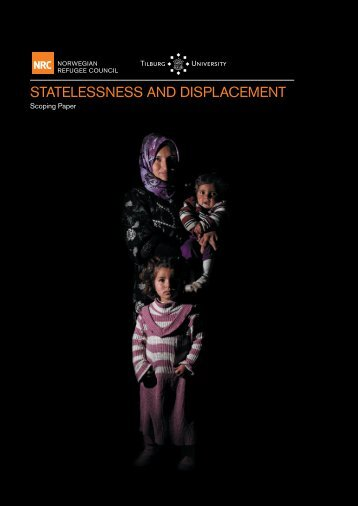 Statelessness and Displacement