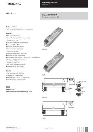 emergency lighting units em powerled em powerled tridonic?quality=85 emergency lighting units em series em basic lp, 220 tridonic tridonic emergency ballast wiring diagram at suagrazia.org