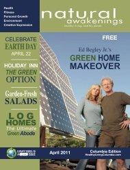 April 2011: Green Homes & Gardens - Columbia Natural ...