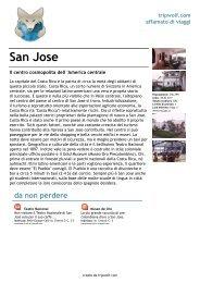 San Jose - SaltaSullaVita.com