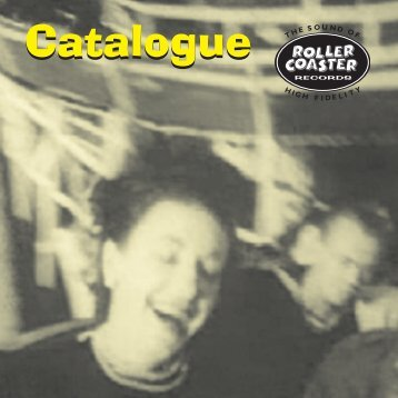 Download 2012 Catalogue - Rollercoaster Records