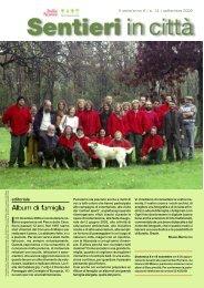 II serie/anno 6 - n.14 - Settembre 2009 - Centro Forestazione Urbana