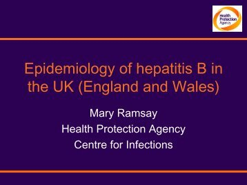 Hepatitis B epid