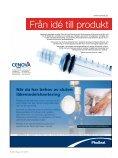 vill ha snabbspår för innovationer till vården - Medtech Magazine - Page 7