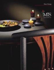 Series Brochure (PDF) - MTS Seating