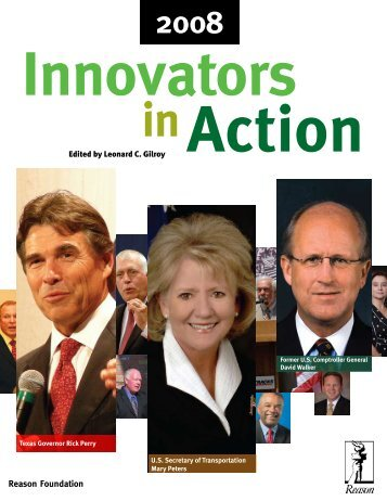 Innovators in Action - Reason Foundation