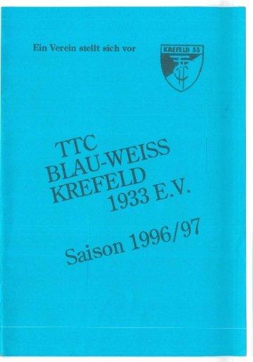 f. - TTC Blau-Weiß Krefeld 1933 eV