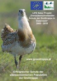 www.grosstrappe.at Erfolgreicher Schutz der ... - Europa