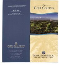 Pacific Palms Brochure - CMAA