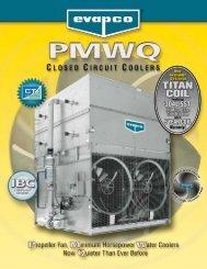 PMWQ Product Catalog - EVAPCO.com