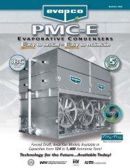PMC-E Product Brochure - EVAPCO.com