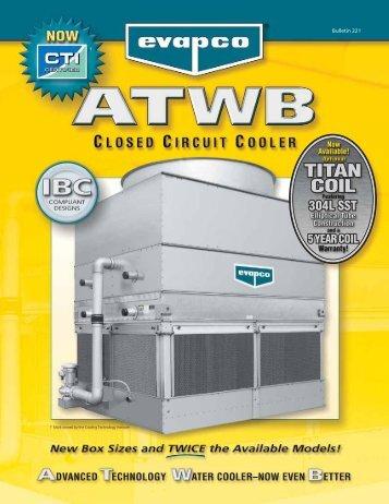 ATWB Product Catalog - EVAPCO.com