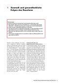 Rauchen und Mundgesundheit - German Cancer Research Center - Seite 7