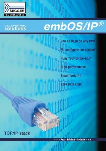 embOS/IP® - Glyn