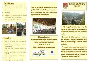 10 free magazines from tourisme larzac com - Saint jean du gard office de tourisme ...
