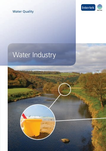 Water Industry - Metoc