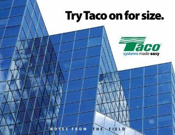 Try Taco on for size. - taco-hvac.com