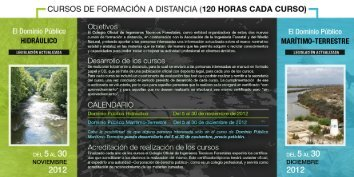 cursos de formación a distancia (120 horas cada curso) - redforesta