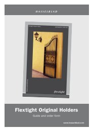 Flextight Original Holders - Hasselblad