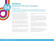 Chapter 06 : PEOPLE Empower. Energise. Engage. - SingTel