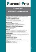 Formel-Pro Perimeter-Klebeschaum - Seite 7