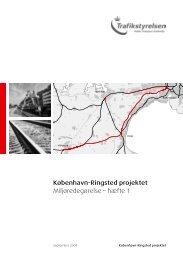 København-Ringsted projektet Miljøredegørelse ... - Banedanmark
