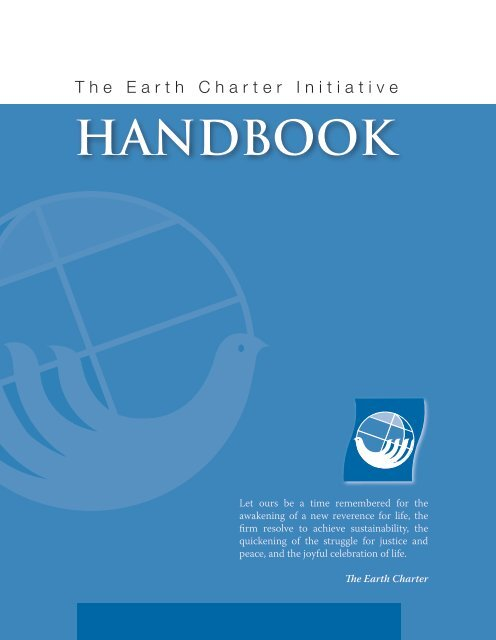 Earth Charter Initiative Handbook
