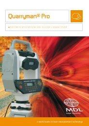 Quarryman® Pro - Alphageofisica