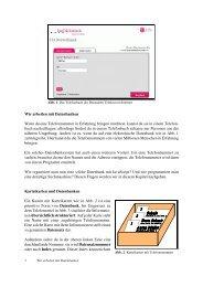 Wir arbeiten mit Datenbanken - G. Heinrichs´ Homepage