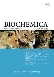 Roche Applied Science 4 · 2006 (No.105)