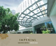 Download Brochure - Imperial Hotels Group
