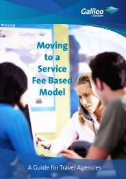 Moving to a Service Fee Based Model