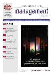 KM digital Ausgabe Nr. 22 - Fachverband der leitenden ...