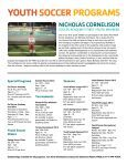 Soccer Magazine - YMCA of Orange County - Page 6