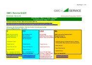 GMC-I Service GmbH CH D USA NL