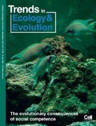 PDF File - Behavioural Ecology